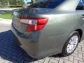 Toyota Camry L Cypress Green Pearl photo #68