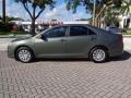 Toyota Camry L Cypress Green Pearl photo #76