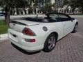 Mitsubishi Eclipse Spyder GS Dover White Pearl photo #1