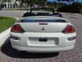 Mitsubishi Eclipse Spyder GS Dover White Pearl photo #15