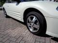 Mitsubishi Eclipse Spyder GS Dover White Pearl photo #24