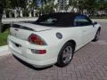Mitsubishi Eclipse Spyder GS Dover White Pearl photo #45