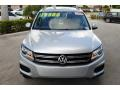 Volkswagen Tiguan S Reflex Silver Metallic photo #3