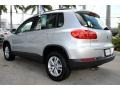 Volkswagen Tiguan S Reflex Silver Metallic photo #7