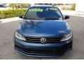 Volkswagen Jetta SE Silk Blue Metallic photo #3