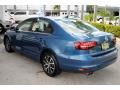 Volkswagen Jetta SE Silk Blue Metallic photo #6