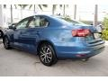 Volkswagen Jetta SE Silk Blue Metallic photo #7