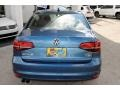 Volkswagen Jetta SE Silk Blue Metallic photo #8