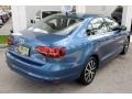 Volkswagen Jetta SE Silk Blue Metallic photo #9