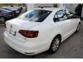 Volkswagen Jetta SE Pure White photo #9