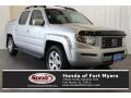Honda Ridgeline RTS Billet Silver Metallic photo #1