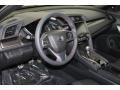 Honda Civic Si Coupe Crystal Black Pearl photo #12
