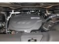 Honda Odyssey Touring Pacific Pewter Metallic photo #30