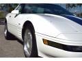 Chevrolet Corvette Coupe Arctic White photo #19