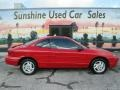 Ford Escort ZX2 Coupe Bright Red photo #2