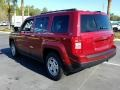 Jeep Patriot Sport Deep Cherry Red Crystal Pearl photo #3