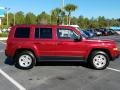 Jeep Patriot Sport Deep Cherry Red Crystal Pearl photo #6