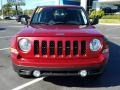 Jeep Patriot Sport Deep Cherry Red Crystal Pearl photo #8