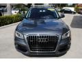 Audi Q5 2.0 TFSI Premium Plus quattro Monsoon Gray Metallic photo #3