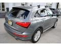 Audi Q5 2.0 TFSI Premium Plus quattro Monsoon Gray Metallic photo #9