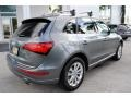Audi Q5 2.0 TFSI Premium Plus quattro Monsoon Gray Metallic photo #10
