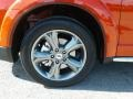 Dodge Journey Crossroad Blood Orange photo #20