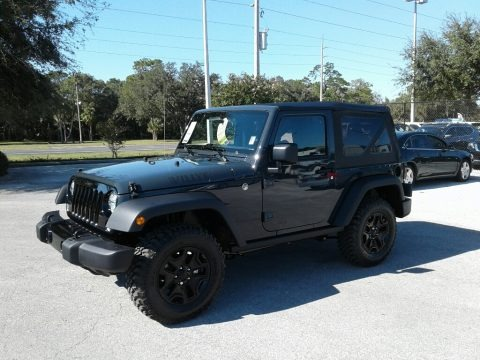 Rhino 2018 Jeep Wrangler Willys Wheeler Edition 4x4