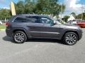 Jeep Grand Cherokee Overland 4x4 Granite Crystal Metallic photo #6