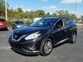 Nissan Murano SV Magnetic Black photo #1