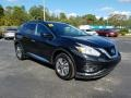 Nissan Murano SV Magnetic Black photo #7