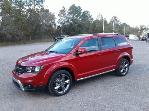 Redline 2018 Dodge Journey Crossroad