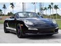 Porsche Boxster  Black photo #9