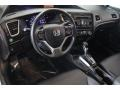 Honda Civic EX-L Sedan Alabaster Silver Metallic photo #12