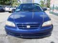 Honda Accord EX Sedan Eternal Blue Pearl photo #4