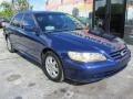 Honda Accord EX Sedan Eternal Blue Pearl photo #5