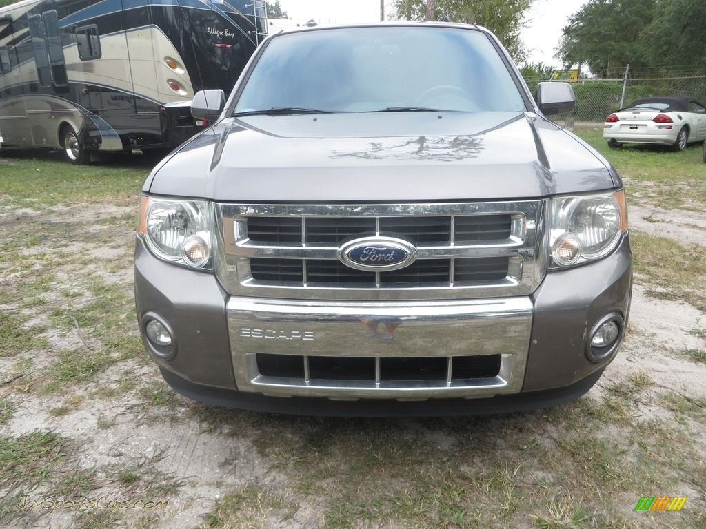 2012 Escape Limited - Sterling Gray Metallic / Charcoal Black photo #1