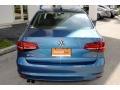 Volkswagen Jetta S Silk Blue Metallic photo #8