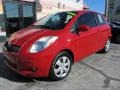 Toyota Yaris 3 Door Liftback Absolutely Red photo #3