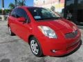 Toyota Yaris 3 Door Liftback Absolutely Red photo #4