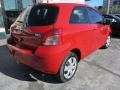 Toyota Yaris 3 Door Liftback Absolutely Red photo #7