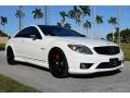 Mercedes-Benz CL 63 AMG Arctic White photo #1