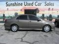 Toyota Corolla S Charcoal Gray Metallic photo #2