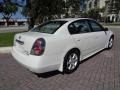 Nissan Altima 3.5 SL Satin White Pearl photo #9