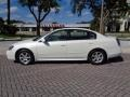 Nissan Altima 3.5 SL Satin White Pearl photo #29
