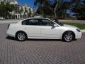 Nissan Altima 3.5 SL Satin White Pearl photo #58