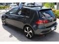 Volkswagen Golf GTI 4 Door 2.0T SE Carbon Steel Metallic photo #6