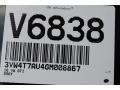 Volkswagen Golf GTI 4 Door 2.0T SE Carbon Steel Metallic photo #20