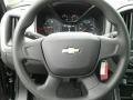 Chevrolet Colorado WT Extended Cab Black photo #14
