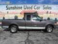 Ford F150 XLT SuperCab Dark Shadow Grey Metallic photo #2