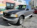 Ford F150 XLT SuperCab Dark Shadow Grey Metallic photo #3